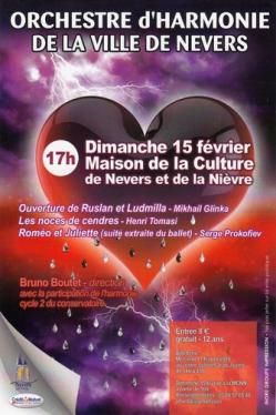 Affiche Concert 15février2015